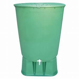 Bac De Récupération D Eau : ensemble r cup rateur eau 500l r cup rateur d eau r cup ration d 39 eau arrosage et ~ Melissatoandfro.com Idées de Décoration