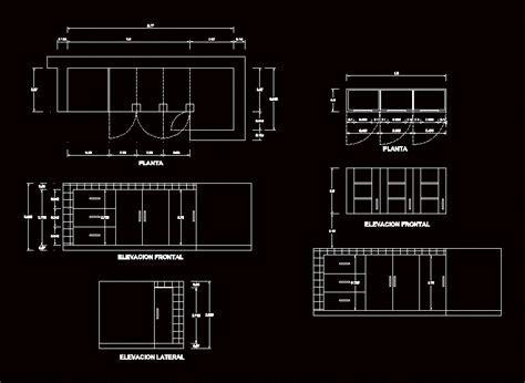 Kitchen Cabinet Detail DWG Detail for AutoCAD ? Designs CAD