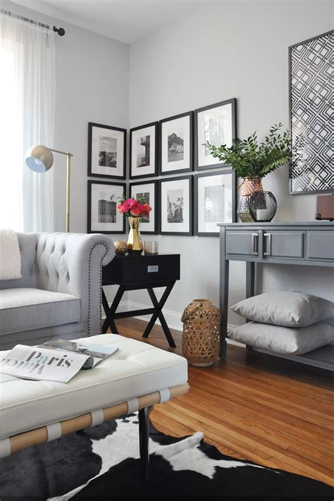 Ideas For Living Room Corner by One Room Challenge Week 6 Living Room Tour And Sources