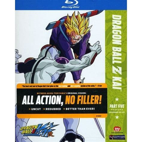 Check spelling or type a new query. Dragon Ball Z Kai: Part Five Blu-ray Disc Title Details ...
