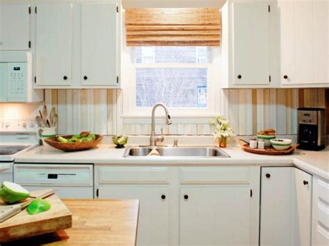 cool cheap diy kitchen backsplash ideas  revive