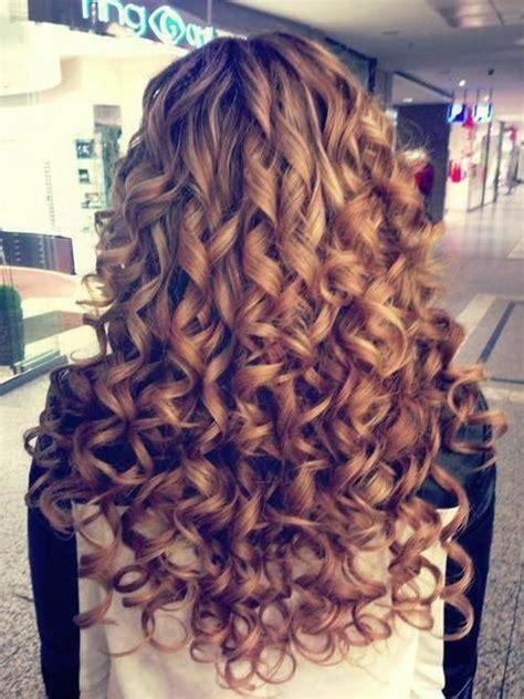 blonde curls       achieved