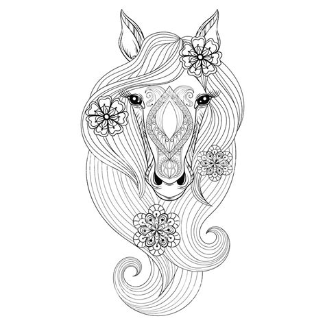 immagini dei mandala da colorare disegni mandala animali da colorare