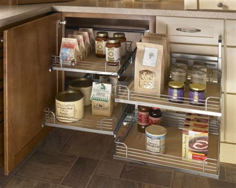 corner cabinet access solutions kitchen cabinet blind corner solutions woodworking