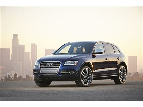 2017 Audi Q5 Prices, Reviews And Pictures