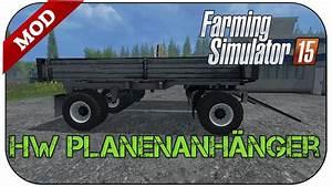Ls 2015 Kaufen : farming simulator 15 modvorstellung hw planenanh nger ls15 mod deutsch hd youtube ~ Watch28wear.com Haus und Dekorationen