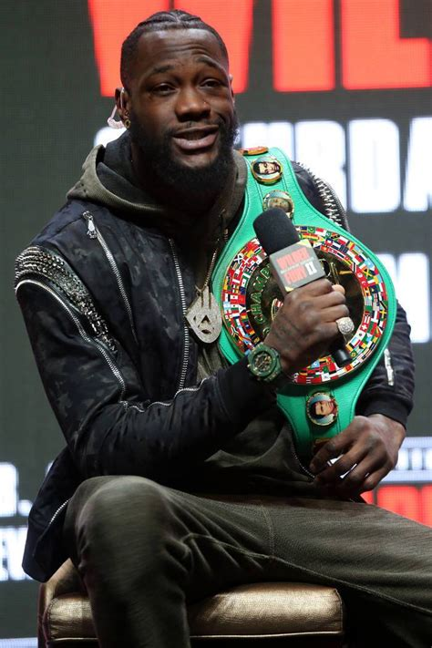 Deontay Wilder looks for knockout of Tyson Fury | Las ...