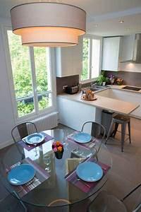 Epure Et Design Pour Une Cuisine Verrire Neuilly