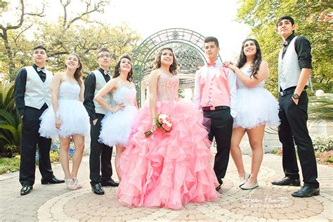 Quinceanera Attire 6 Creative Choices for Your Guests and Corte de Honor | Q By DaVinci Blog