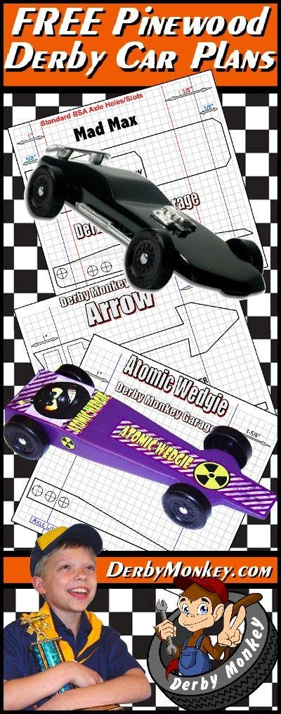 Need Ideas On Designs For Your Pinewood Derby Car Kinda Best 25 Pinewood Derby Templates Ideas On