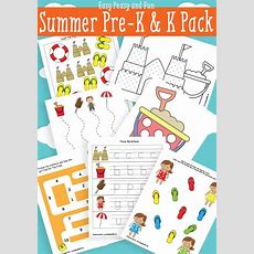 Summer Printables For Preschool  Easy Peasy And Fun