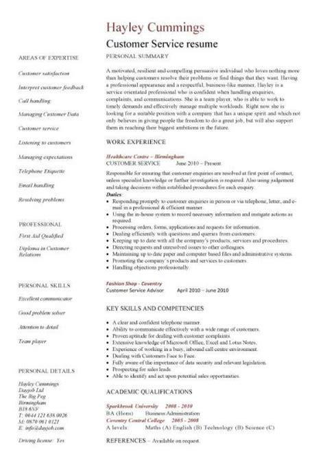 22 best customer service representative resume templates
