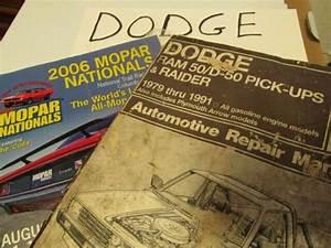 Haynes Dodge Ram 50  D 50 Pick