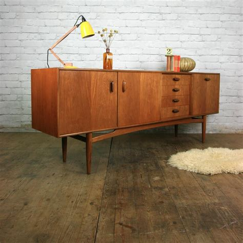 G Plan Vintage Sideboard by Vintage E Gomme G Plan Large Teak Sideboard Mustard Vintage