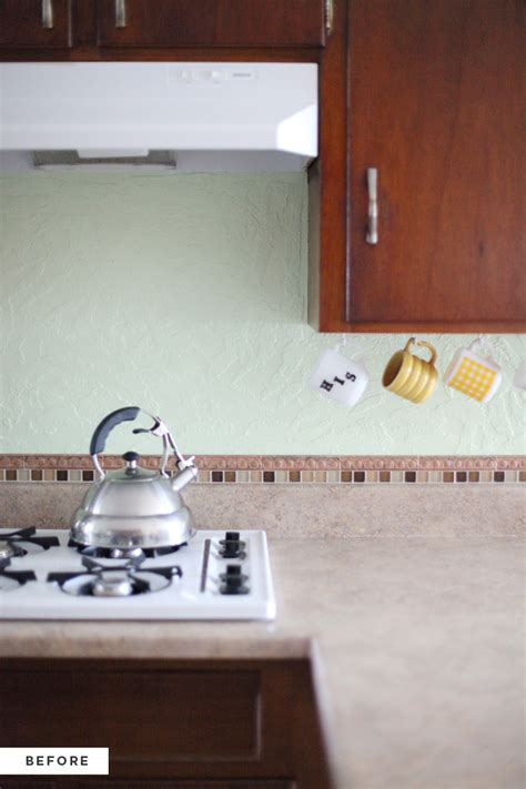how to do kitchen backsplash how to an inexpensive plank backsplash a beautiful mess