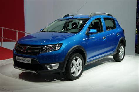 2012 Dacia Sandero Photos, Informations, Articles