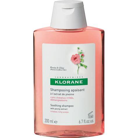 klorane peony shampoo oz shipping lookfantastic