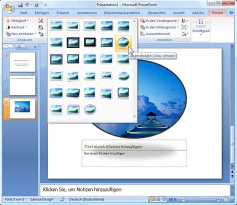 bilder  powerpoint praesentationen integrieren und