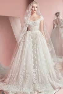 wedding gowns 2016 zuhair murad bridal summer 2016 wedding dresses