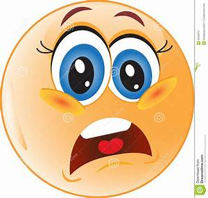 Scared Face Clipart - Clipart Suggest