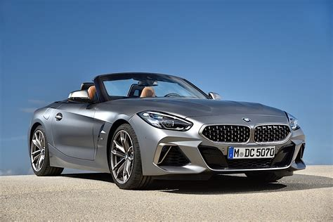 Looking for an ideal 2020 bmw z4? 2020 BMW Z4 Roadster Shows Stunning Details in New Photo ...