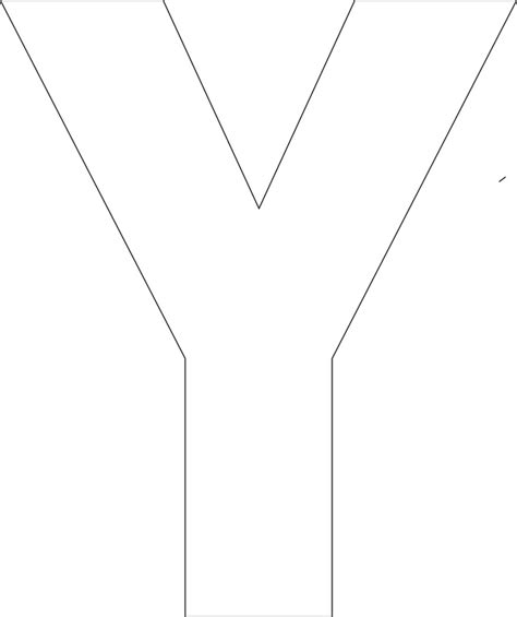 printable letters y 18 free printable templates images large size alphabet