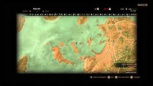 Harpy Diagram Location The Witcher 3