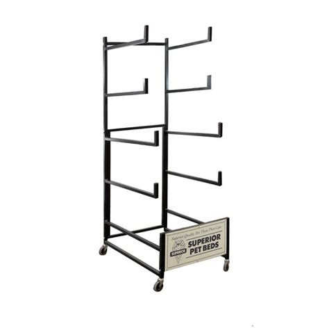bed stand bed display stand