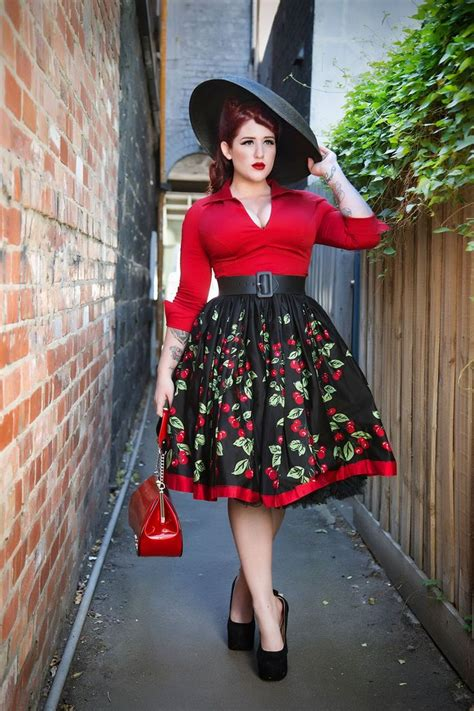 How to Pull Off Plus Size Rockabilly Clothing! - Page 4 of 5 - plussize-outfits.com