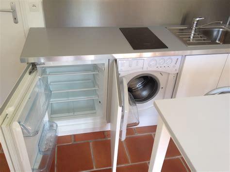 cuisine avec lave linge la location location bassin d 39 arcachon