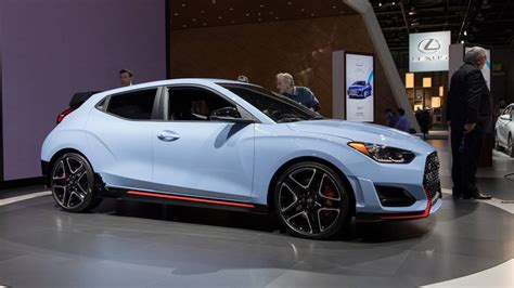 2019 Hyundai Veloster N Coming To Us With 275 Hp