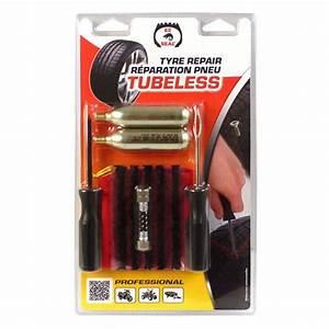 Kit Réparation Pneu Tubeless : kit de r paration pneu tubeless ez seal feu vert ~ Nature-et-papiers.com Idées de Décoration