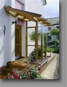 Windfang Hauseingang Aus Glas : watzl wintergartenbau vordach haust re ~ Markanthonyermac.com Haus und Dekorationen