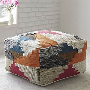 Modular Style: 10 Handy Uses for the Pouf