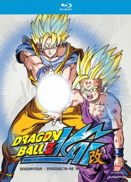 Maybe you would like to learn more about one of these? Dragon Ball Z Kai: Season Four by Funimation Prod   Blu ...