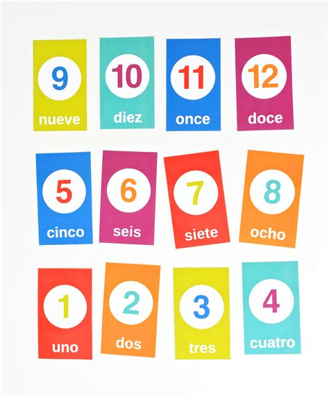 Free Printable Number Flashcards 1 100  Best Photos Of Small Number Cards Free Printable Flash