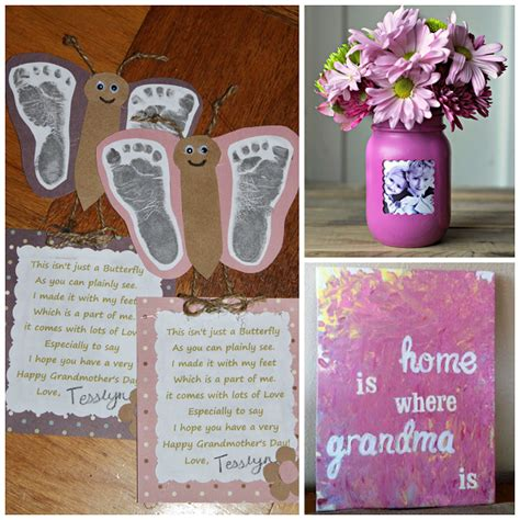 day gifts from baby mother s day gift for grandma from baby life style by modernstork com