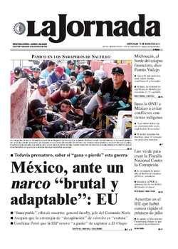 esta es la linea: PRENSA MÉXICO MIÉRCOLES 14 DE MARZO