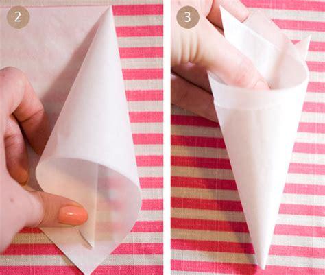 wedding paper cones  wed