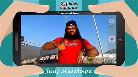 Jurij Mascherpa Dice Ciuss A Poker My Way Youtube