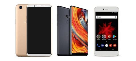 Top 10 Latest Android Phones In India October 2018 (with