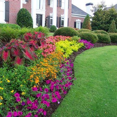 Flower Bed Landscaping Ideas Google Search Heart The