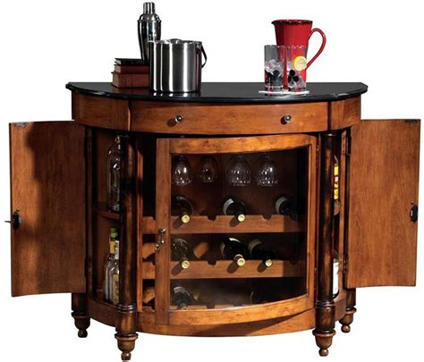 wine console cabinet howard miller 695 016 merlot valley wine console cabinet