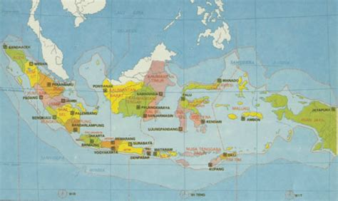 world map bali