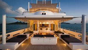 SIREN Superyacht Luxury Motor Yacht For Charter With Burgess