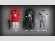 Fts15Kits Manchester United Posibles Uniformes 20172018