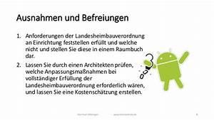 Abschreibung Küche Berechnen : ermessenslenkende richtlinien zur landesheimbauverordnung lheimbauvo ~ Themetempest.com Abrechnung