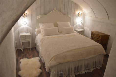 chambre style romantique le grenier d 39 shabby chic et romantique decor