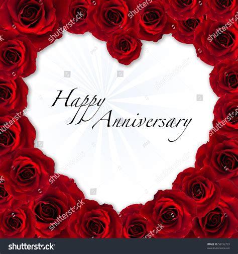 happy anniversary card stock photo  shutterstock