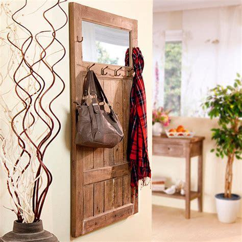 Alte Tür Als Garderobe garderobe aus alter tür garderobe aus alter t r deko alte